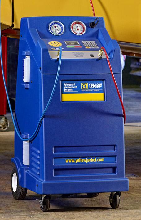 yellow-jacket-refrigerant-management-system